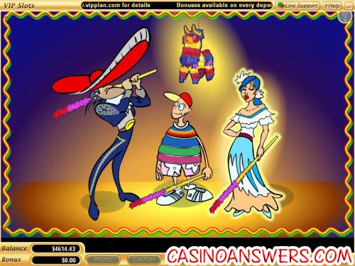 pinata fiesta classic slot