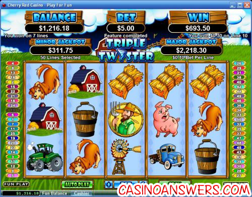 triple twister rtg video slot