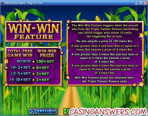 triple twister rtg bonus game