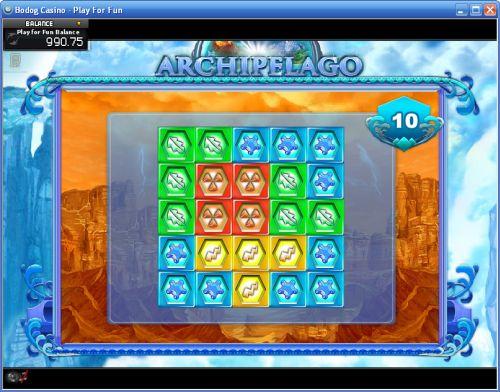 archipelago bonus game