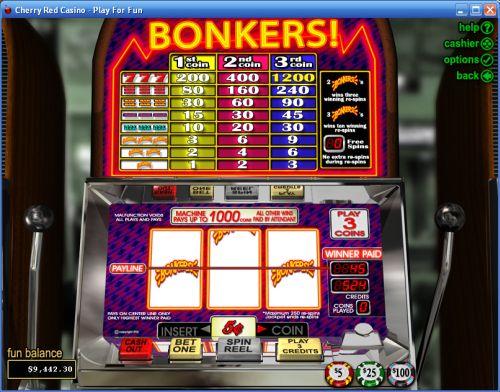 slots machines online classic casino