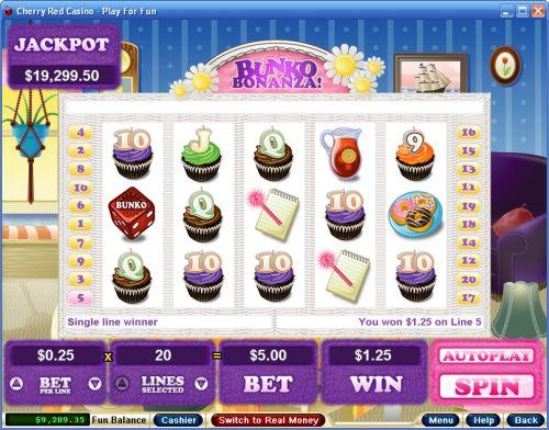 Vegas casino free play