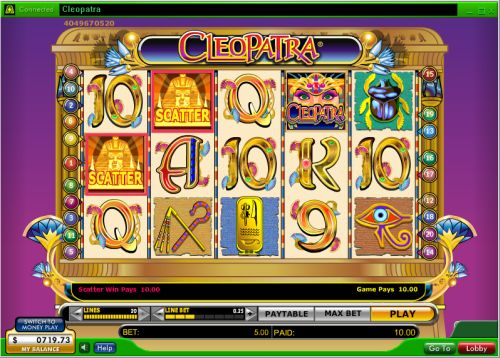 eye of horus online casino