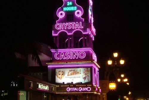 crystal casino aruba