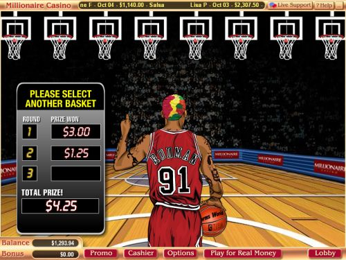 dennis rodman flash game