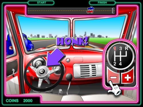 doo wop bonus game