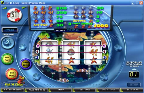 fish n chips crypto slot