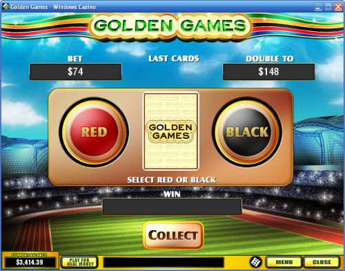 olympic video slot