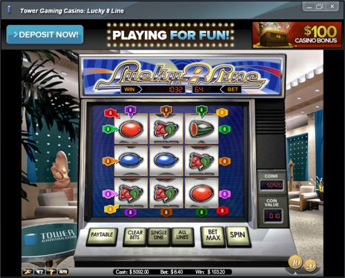 Lucky 8 Line Slot Machine Online ᐈ NetEnt™ Casino Slots