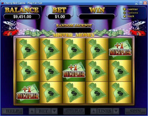 mister money bonus game
