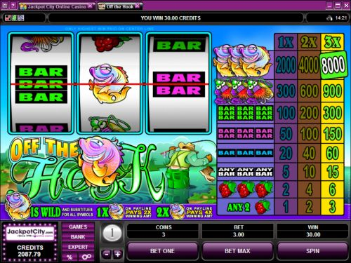 off the hook classic slot