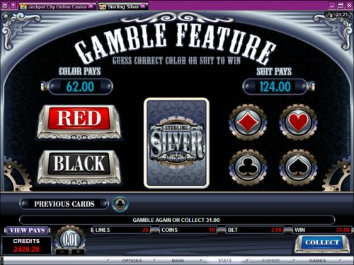 sterling silver flash game