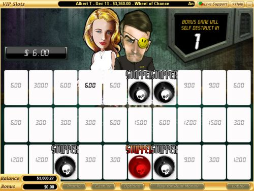Agent Max Cash Slots - Play for Free Online Today