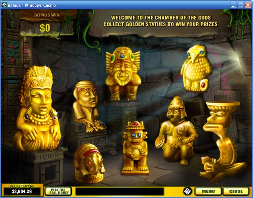 azteca playtech casino game