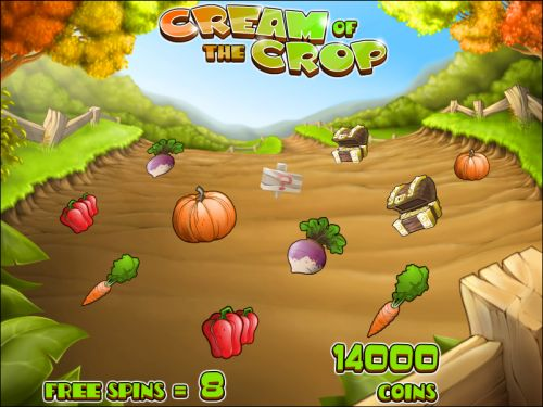 cream of the crop flash game