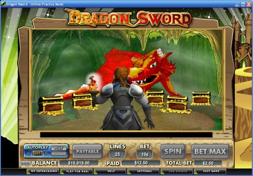 dragon sword flash game