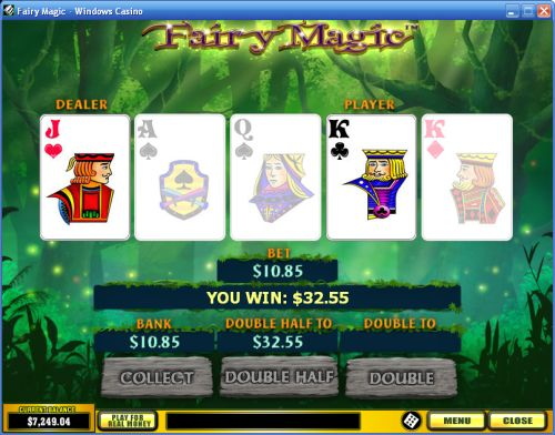 fairy magic casino game