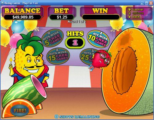 fruit frenzy flash game