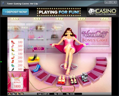 hot city netent slot