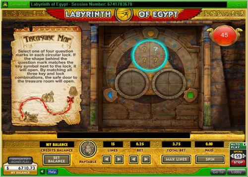 labyringth flash game