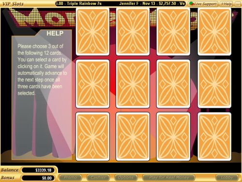 monte carlo magic flash game