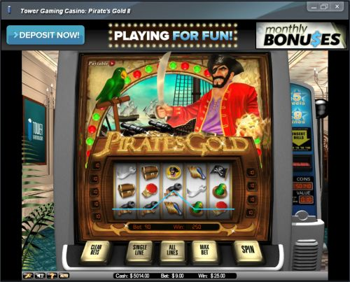 pirates gold net ent video slot