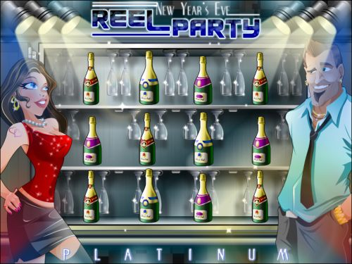 reel party flash game