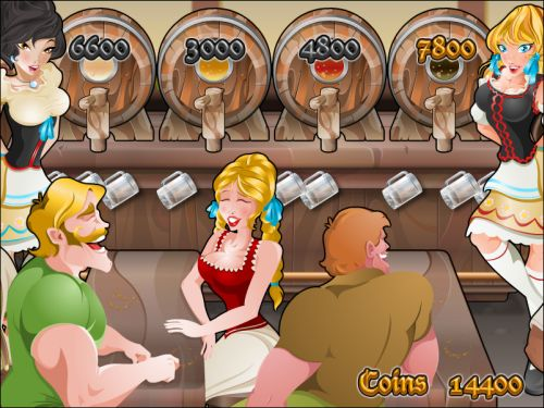 roll out the barrels flash game