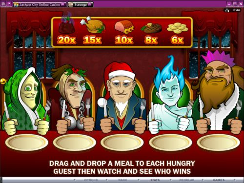 scrooge flash game