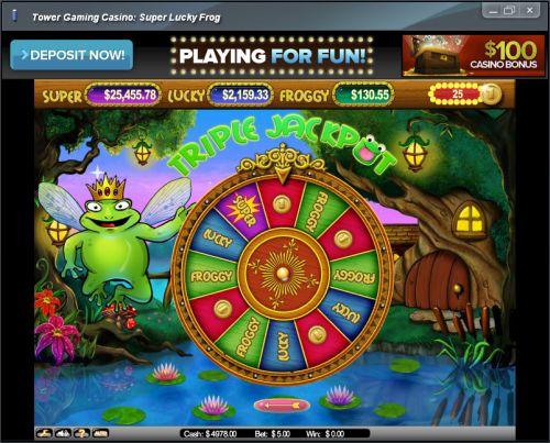 Super Frog Casino