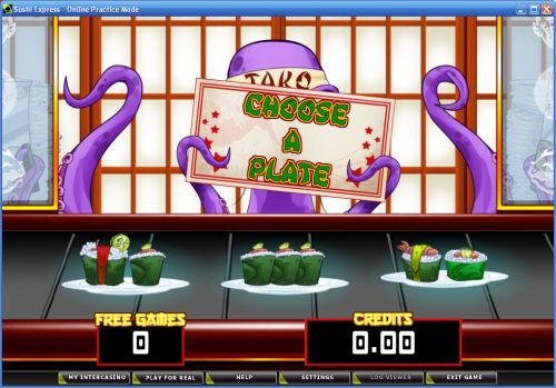 play sushi express flash game
