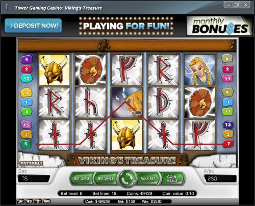 Spiele VikingS Treasure Slots - Video Slots Online