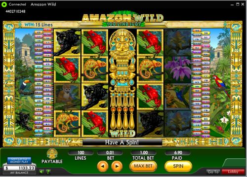 amazon video slot