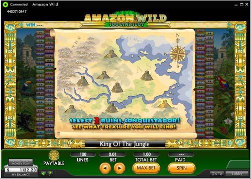amazon wild flash game