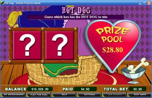 hot dog slots