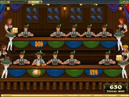 steinfest video slot casino game