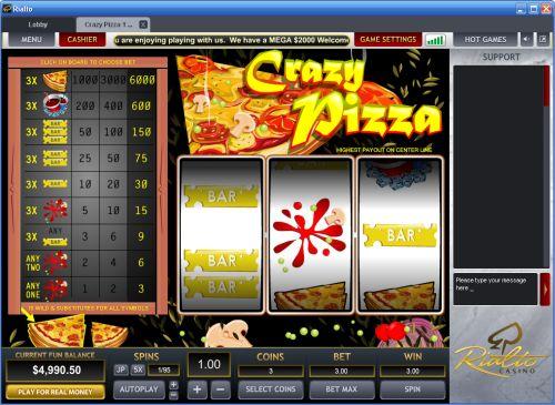 Public money betting