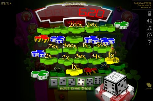 leprechaun luck flash game payouts