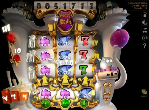 heavenly reels slot