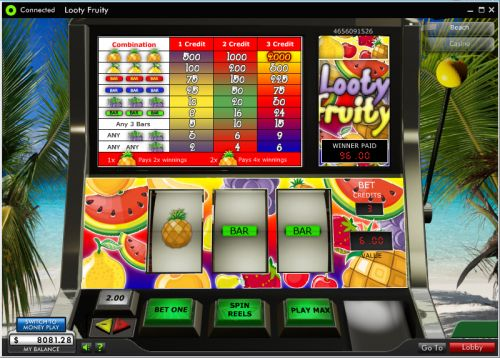 looty fruity slot