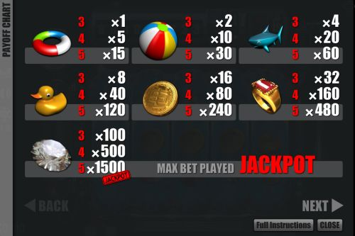 lucky ducts casino flash game