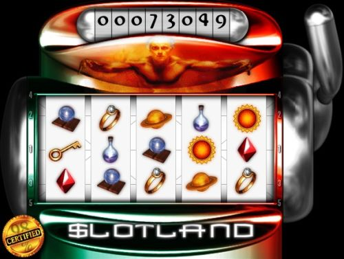 magic slotland casino game