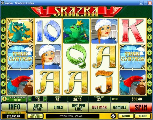 skazka video slot
