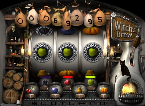 witchs brew flash game