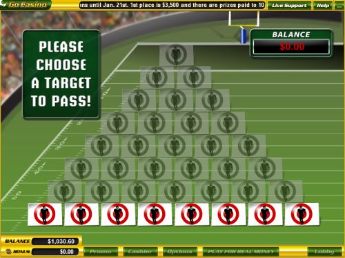 5 million touchdown flash game