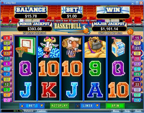 basketbull flash game