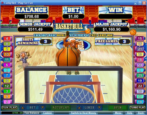 basketball flash game
