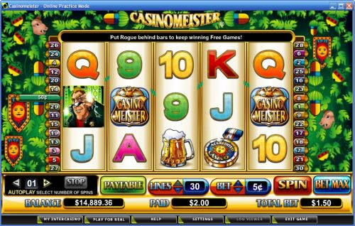 casinomeister video slot