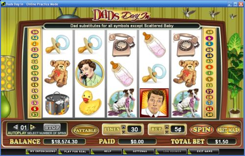 Dads day in amaya casino slots tokens bonus]