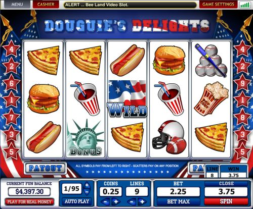 douguies delights slot